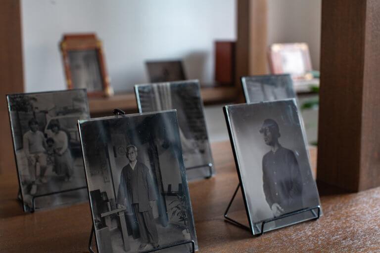 ガラス湿板写真① 幕末 明治維新の撮影技法を始めます