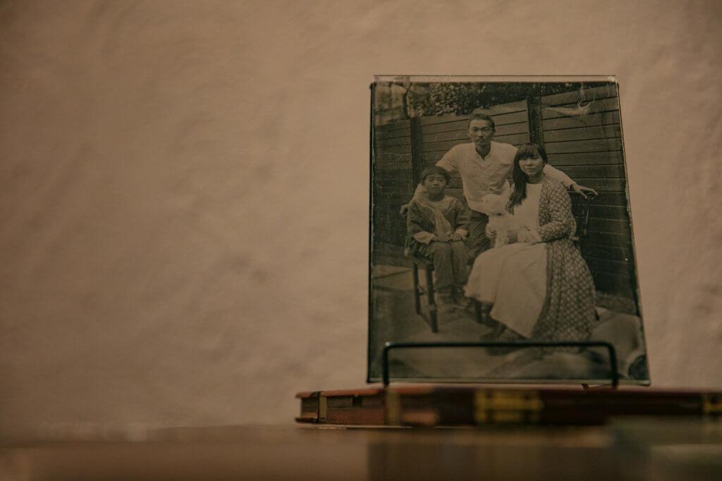 12/1(日) 「幕末の技法で150年後に届ける写真 vol.2 」湿板写真で家族を写す撮影会 @あかつき写房
