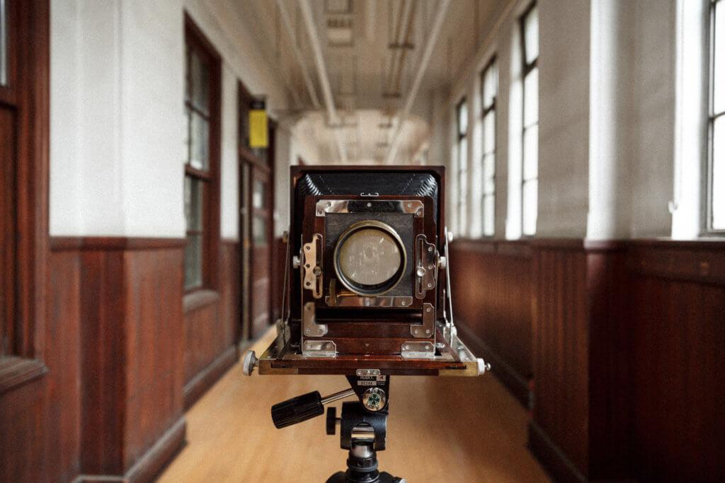 湿板写真を次の150年に届けるプロジェクト