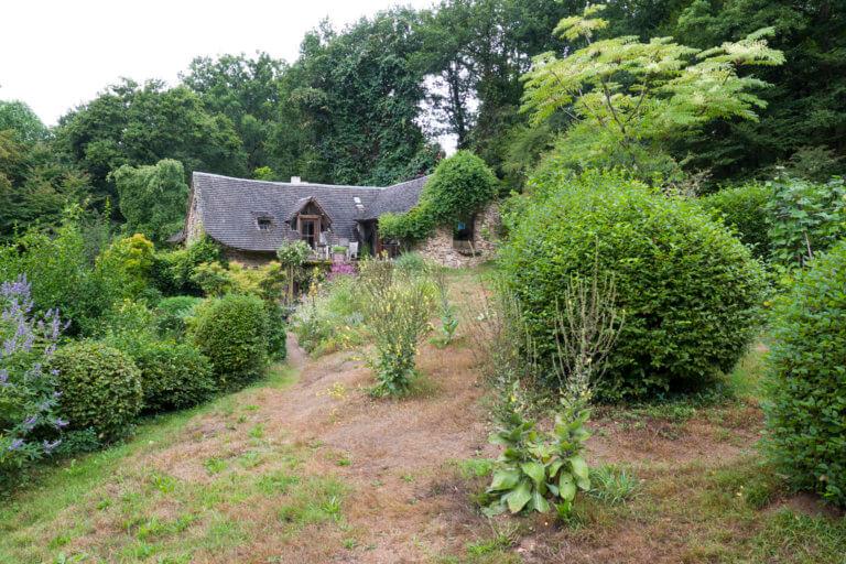『動いている庭 Le jardin en movement』上映会 レポ