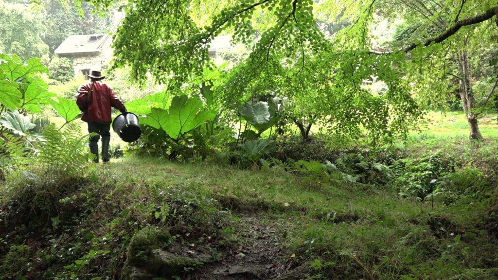 10.7『動いている庭 Le jardin en movement』上映会のご案内
