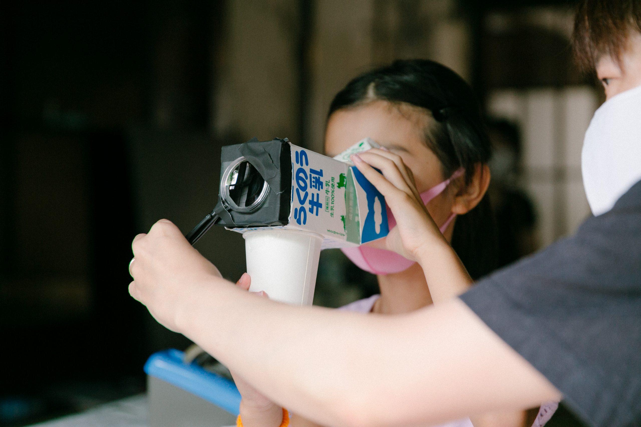 2020.12.26(土) 虫めがねカメラ作り体験 vol.2